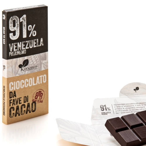 bean to bar-cioccolato-modica-venezuela